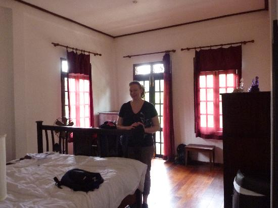 The Apsara: Room 7,standard upstairs room