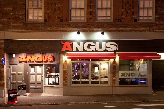 Angus Resaturant & Bar