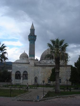 Iznik : Une mosquée