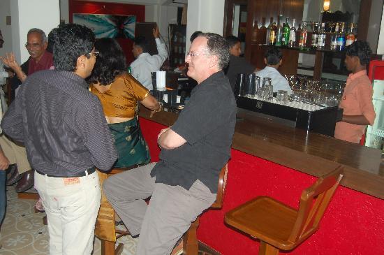 Bohemian: At the bar