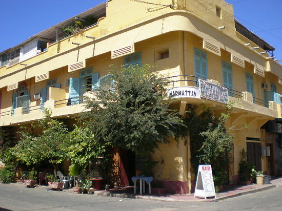 Chambres d'hotes Harmattan : HOTEL HARMATTAN AU COEUR DE L ILE ST LOUIS