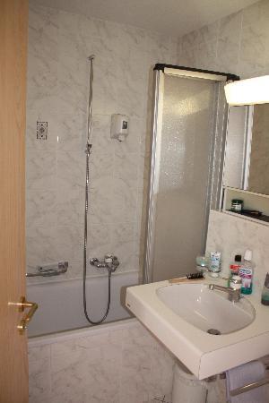 Park Hotel : il bagno
