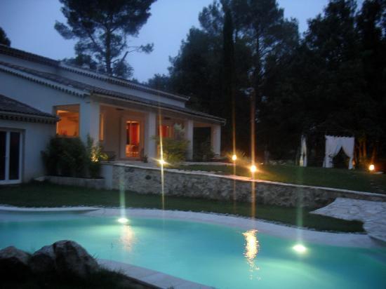 Ventabren, France: Les Bains du Soleil Levant