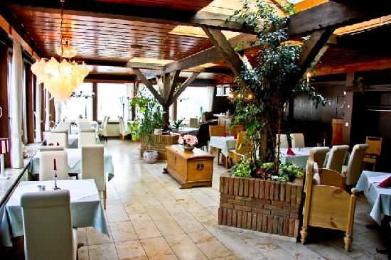 Seehotel Försterhaus Gräfin zu Dohna: Restaurant
