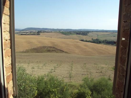 Podere Ferranesi: Room with a view