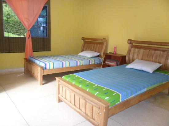 Mokanas Hostel and Campsite: room