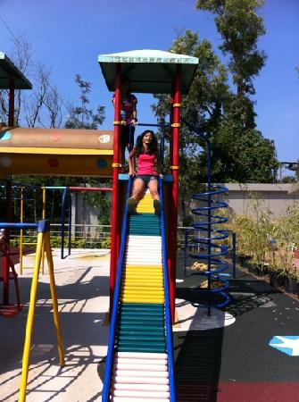 Summer Plaza Resort: well equipped playground for kids