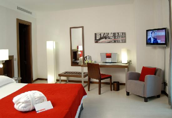 Hotel Ciutat de Girona: Habitación Standard