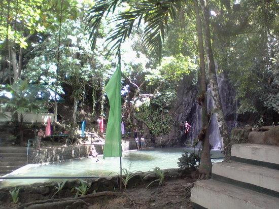 Остров Сьяргао, Филиппины: Tak-tak falls