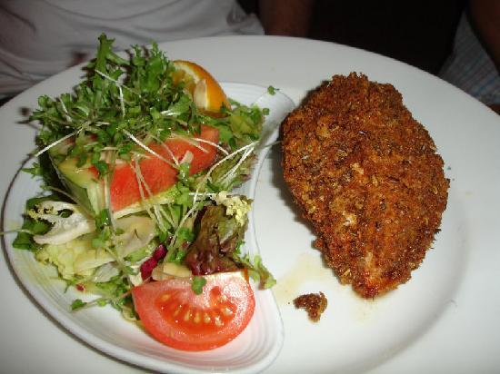 The Wheatsheaf Inn Restaurant: Chicken Kiev
