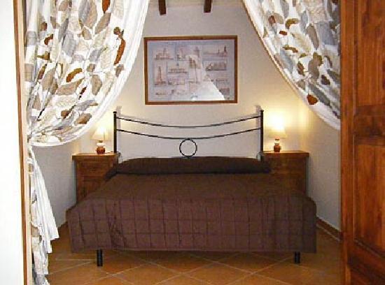 Capraia Isola, Italia: Interno