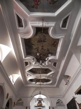 Church of St. Francis of Assisi: Piran - Church of St. Francis - Ceiling