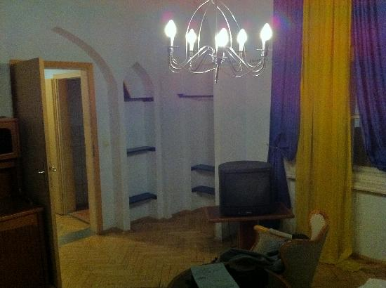 "Kosmos Hotel: Zimmer ""Arabien"""