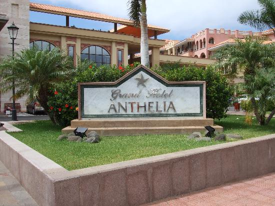 Iberostar Anthelia : Eingangsberich