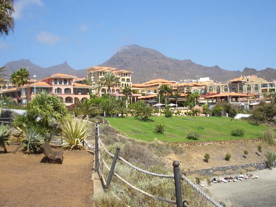 Iberostar Anthelia: Blick von der Promenade auf die Anlage