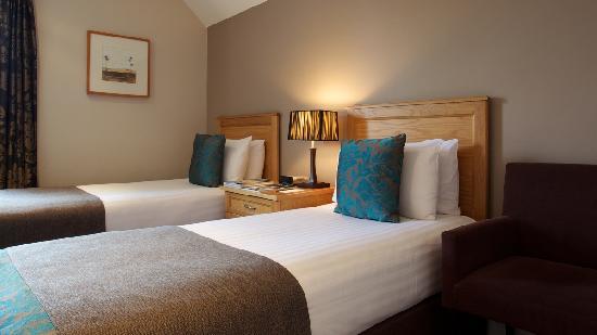 The Lodge Hotel, Putney: Executive Twin