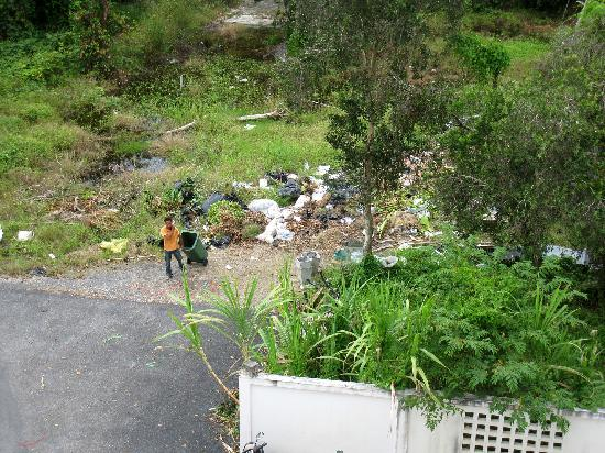 Mandawee Resort & Spa: Mandawee Ao Nang bei Krabi nicht der Hit