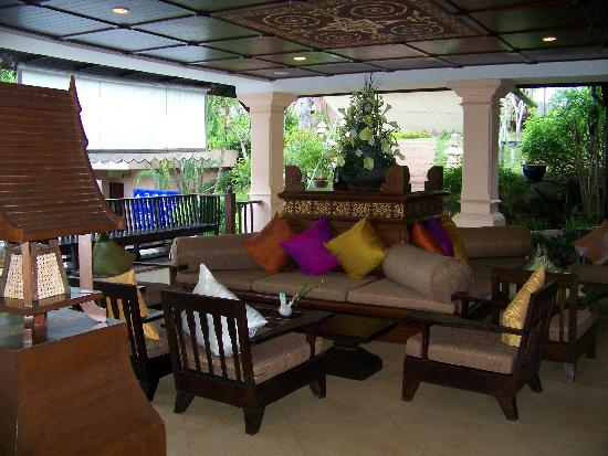 อันดามัน แคนนาเซีย รีสอร์ท แอนด์ สปา: Reception Lounge
