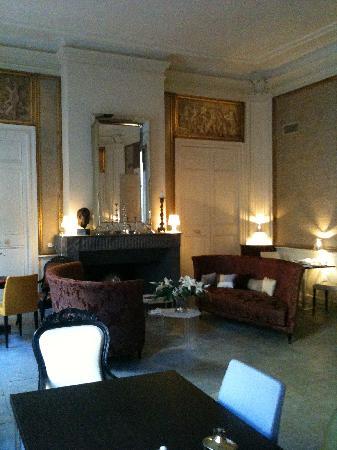 Baudon de Mauny: Breakfast room