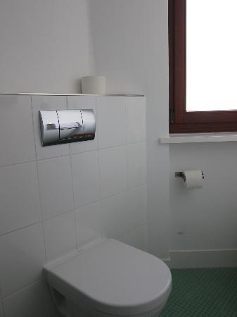 Hotel Johann: Bathroom