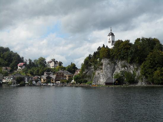 Gmunden, Østerrike: Traunskirche