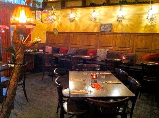 Restaurant tomaz amsterdam centrum restaurant avis for Appart hotel amsterdam centre ville