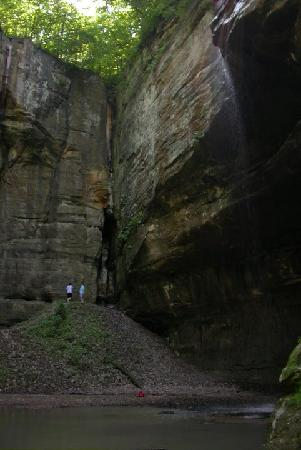 Starved Rock Adventures: Tonti Canyon