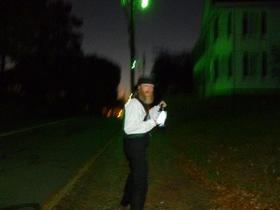 Winston Salem Ghost Tour