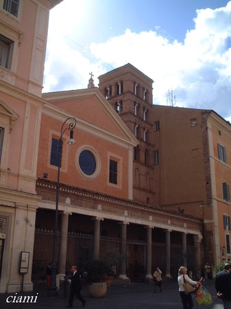San Lorenzo in Lucina