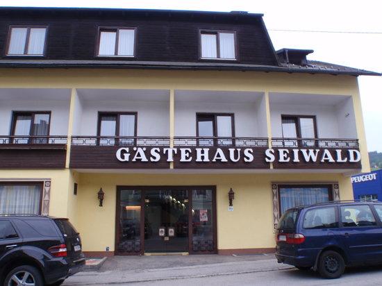 Sankt Oswald bei Freistadt, Østrig: Hier sind angeblich alle Gäste untergebracht