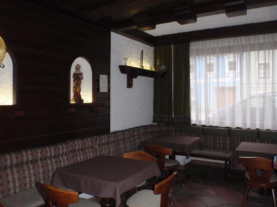 Sankt Oswald bei Freistadt, Austria: Düsteres Ambiente