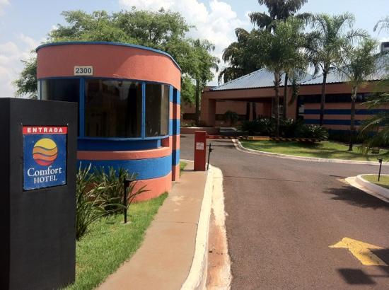 Golden Park Ribeirão Preto: comfort hotel - ribeirao