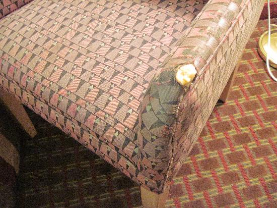 BEST WESTERN Truman Inn: chair 2