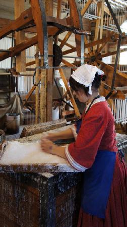 เนินเขาโซเวอร์เรน: The soap factory