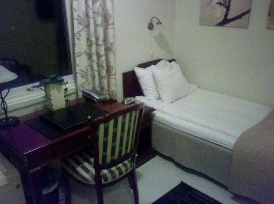 Hotell Bjorkhaga : Small room