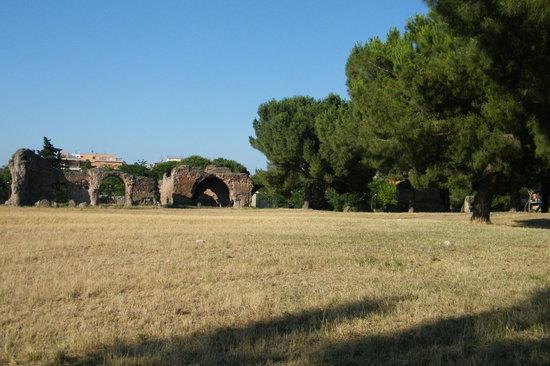Parque dos Aquedutos (Parco degli Acquedotti)