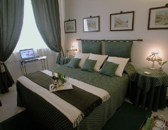 A Casa di Serena a San Pietro: Green room