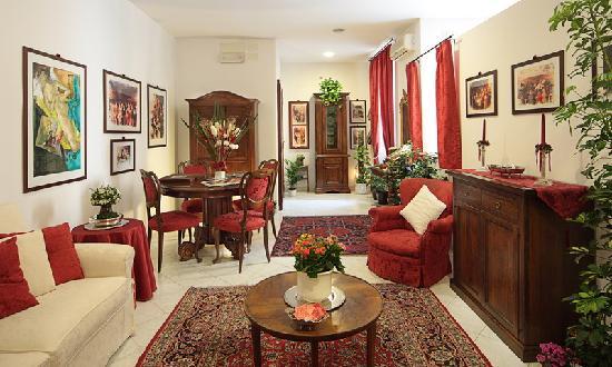 A Casa di Serena a San Pietro: Lounge