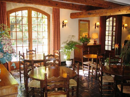 La Passiflore : La salle de petit-déjeuner