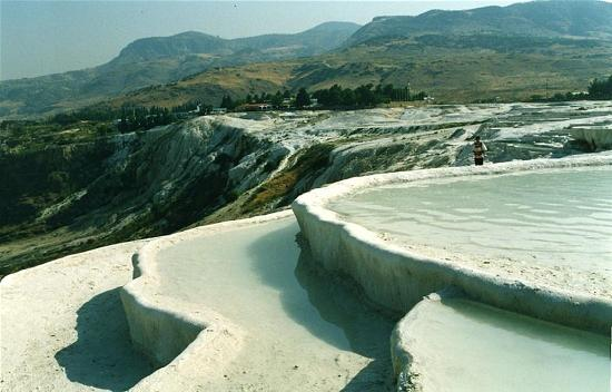 Piscine Naturelle Photo De Hierapolis Pamukkale Pamukkale