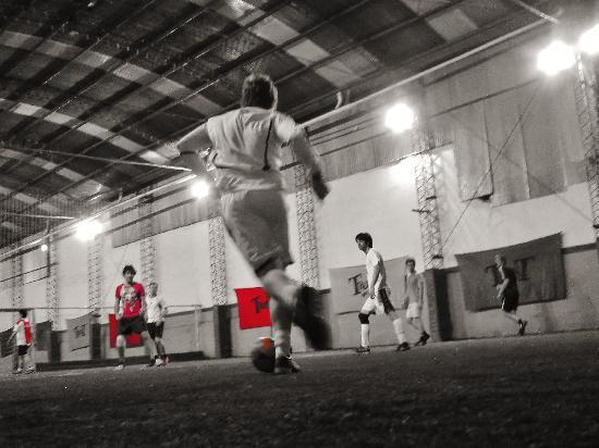 FC BAFA (Buenos Aires Futbol Amigos): Fun, competetive games