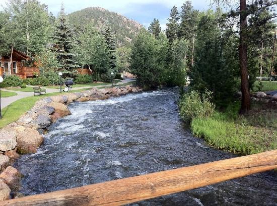 Estes Park Condos: fall river