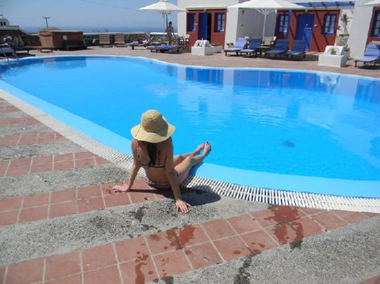 Laokasti Villas: Lovely pool