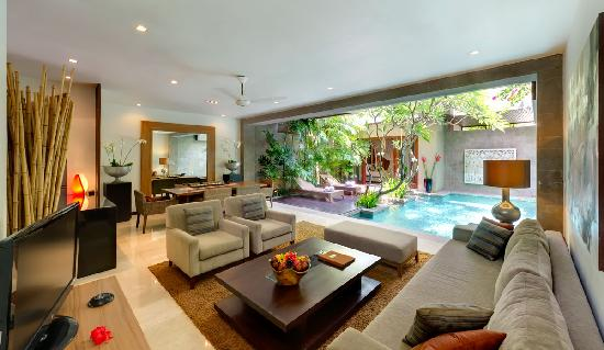 Kanishka Villas: Kanishka living area
