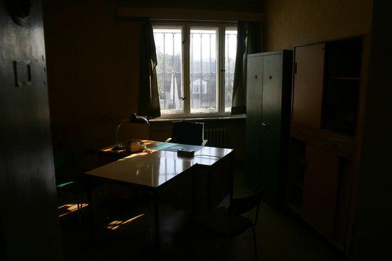 Gedenkstaette Berlin-Hohenschoenhausen: Interrogation room
