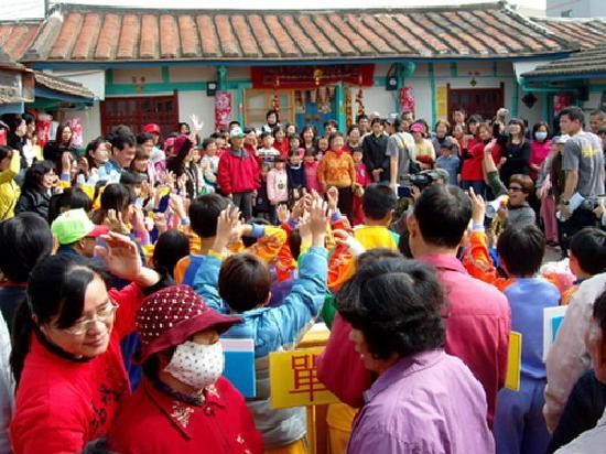 Wumilehelanjing Yongqyuan: 無米樂荷蘭井湧泉民宿~歡喜過新年