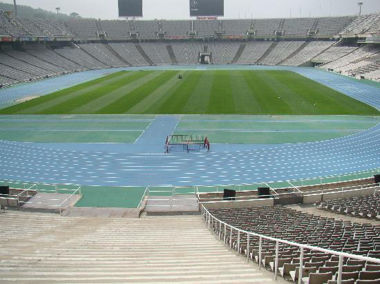 Barcelona, Spain: stade olympique
