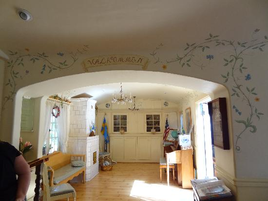 Inside the Swedish house (I think...) - Picture of House of ...