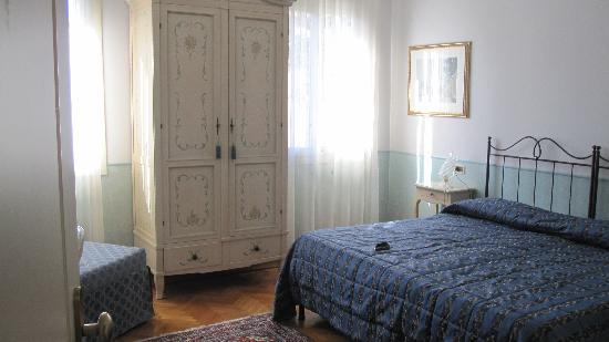 Ca' San Rocco: A view of the bedroom
