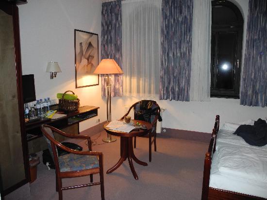 Hotel Kipping: Wohn/Schlafzimmer 1